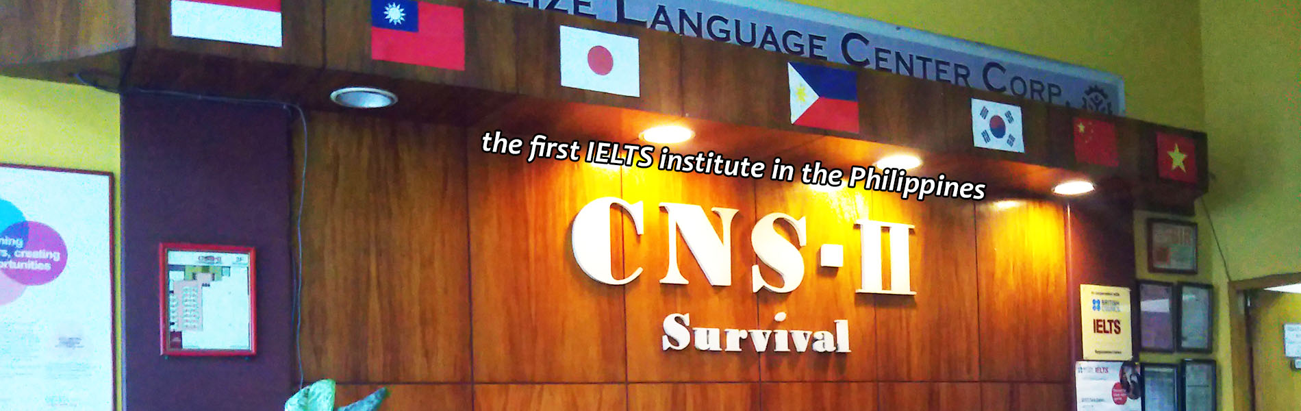 BAGUIO CNS2 IELTS